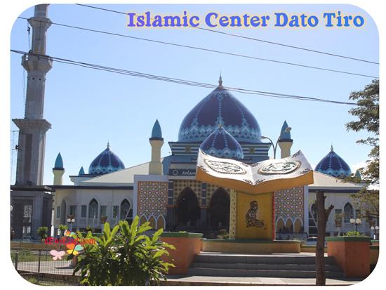 masjid  Islamic Center Dato Tiro Bulukumba