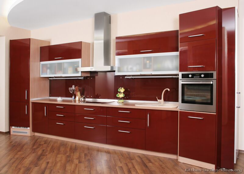 Modern Kitchen Cabinet Design 28+ [ modern kitchen cupboards designs ] | modern kitchen cabinet