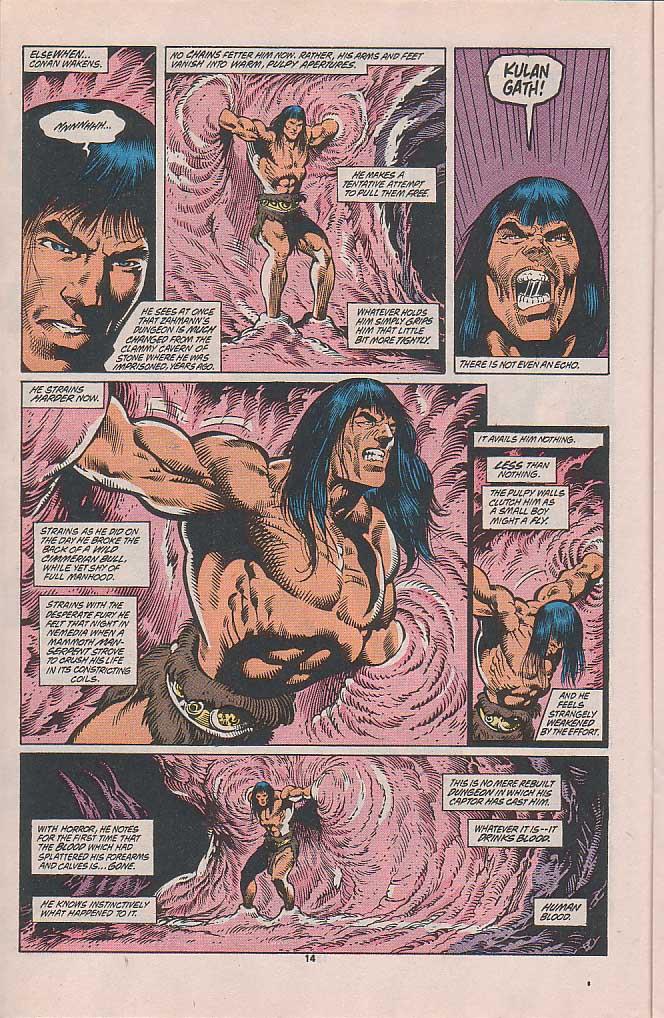 Conan the Barbarian (1970) Issue #253 #265 - English 11