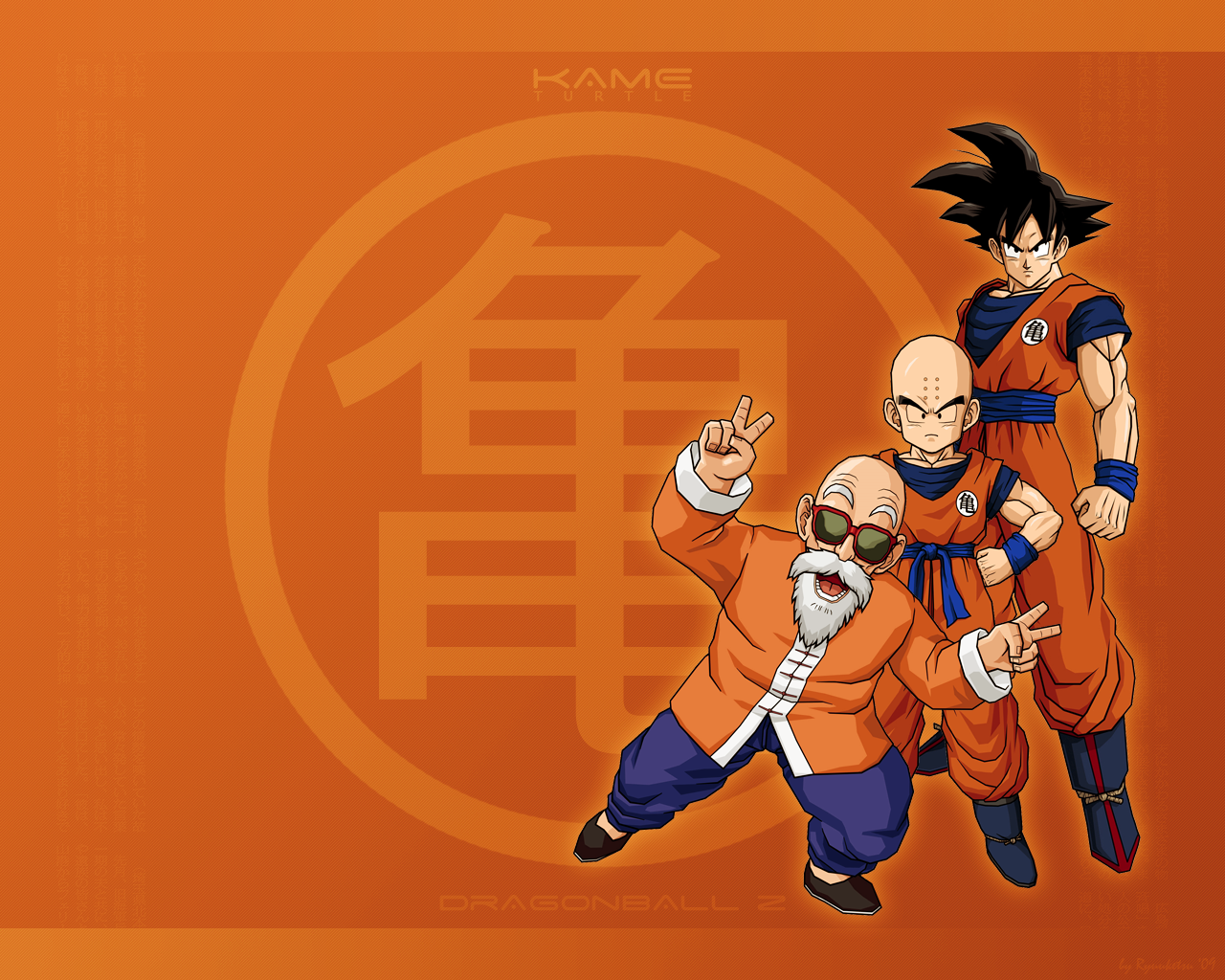 Dragon Ball HD & Widescreen Wallpaper 0.606446380375885