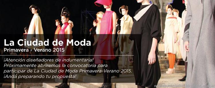La Ciudad de la Moda Primavera Verano 2015