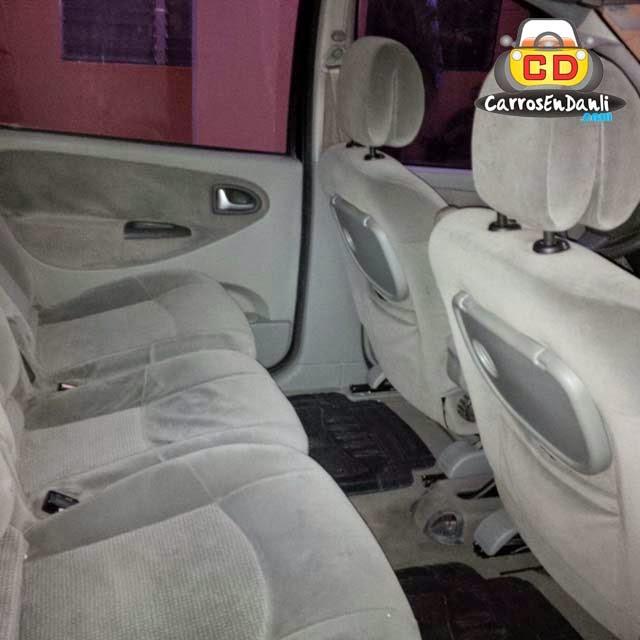 Renault 2002 interior asientos traseros