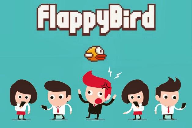 Cópias piratas do Flappy Bird roubam dinheiro de usuários