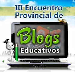 Premiados en el III Encuentro de Blog Educativos de la provincia de Málaga.