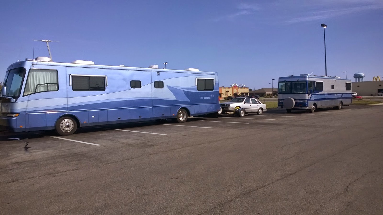rving the usa is our big backyard meeting other safari owners on