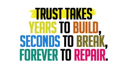 trust, trust quote