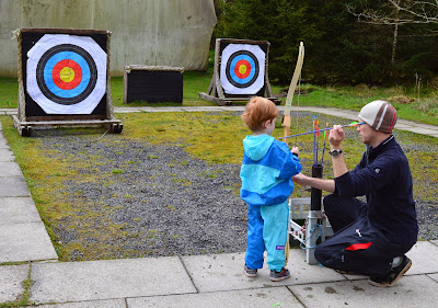 Archery at The Calvert Trust, Kielder - A review