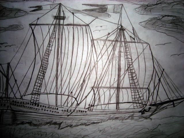 Şi-ncă o corabie