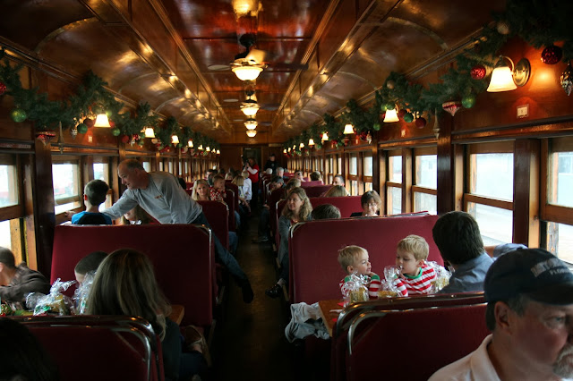 This Perfect Mess The Polar Express Great Smoky Mountain
