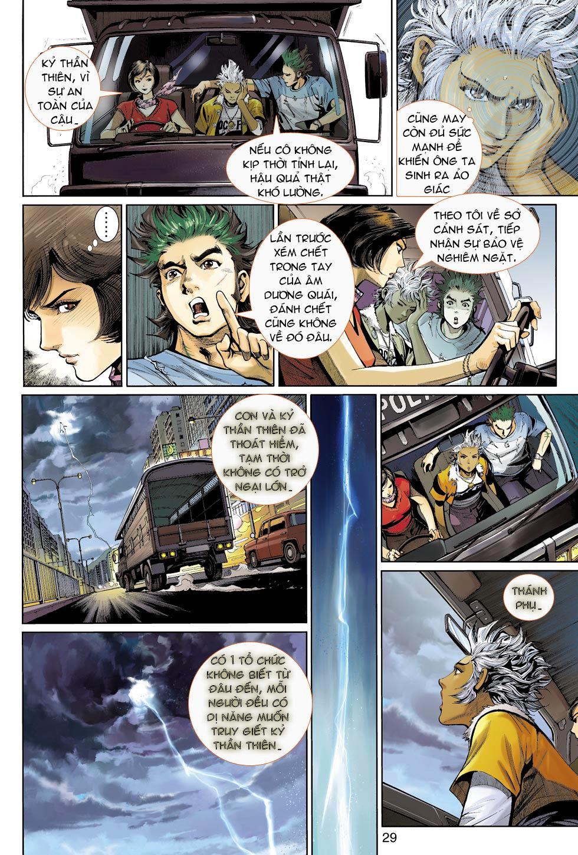 Thần Binh 4 chap 16 - Trang 29
