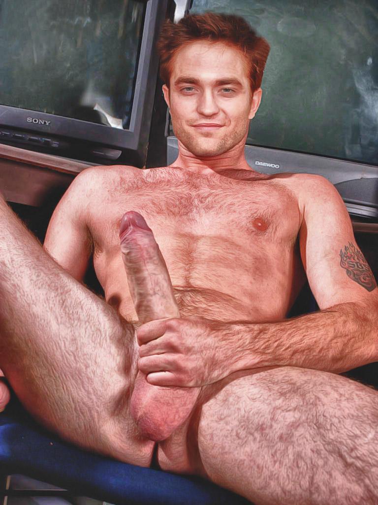 Fotomontajes Famosos Desnudos Robert Pattinson
