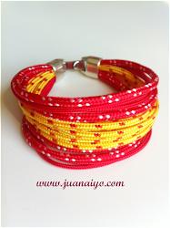Pulsera de la Selección de Juanaiyo