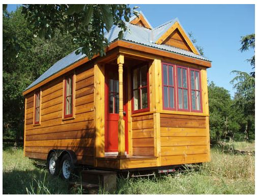 Serialenthusiast Tumbleweed Tiny Homes The Fencl