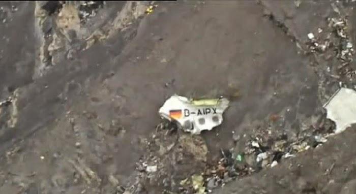 copiloto avión se suicida con 150 personas a bordo
