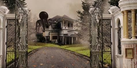 Inilah Misteri Rumah Gurita yang Angker dan Misterius