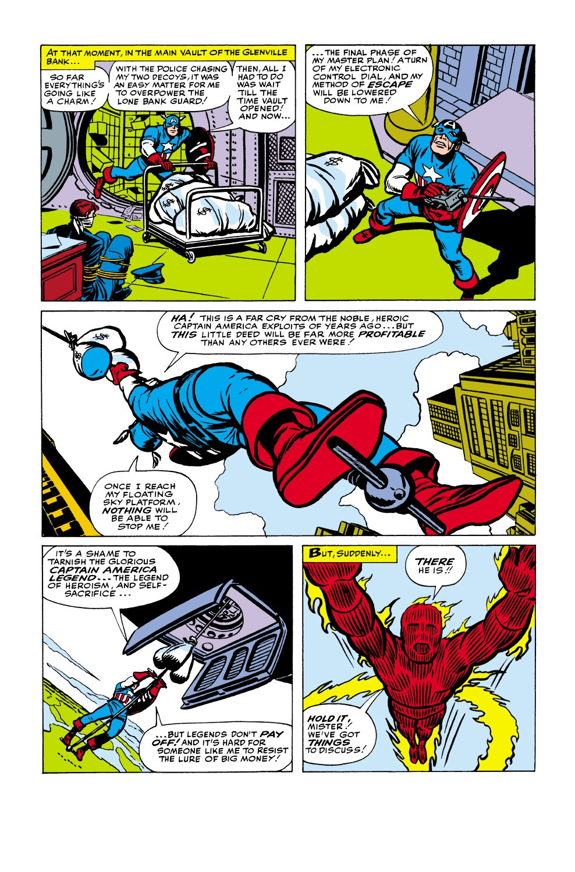 Captain America (1968) Issue #216 #130 - English 14