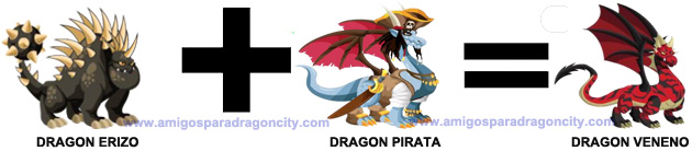 como conseguir el dragon veneno en dragon city-2