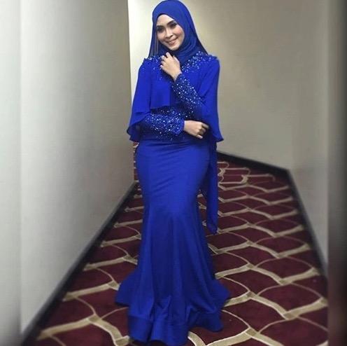 Gambar Siti Nordiana yang semakin popular kerana Gegar Vaganza 2