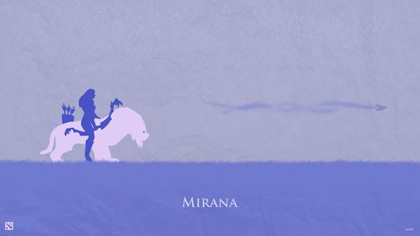 Dota 2 Mirana 1080p 9l
