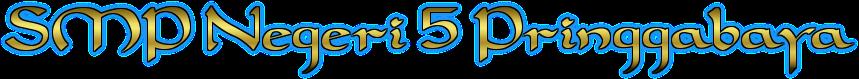 Blog resmi SMPN 5 Pringgabaya