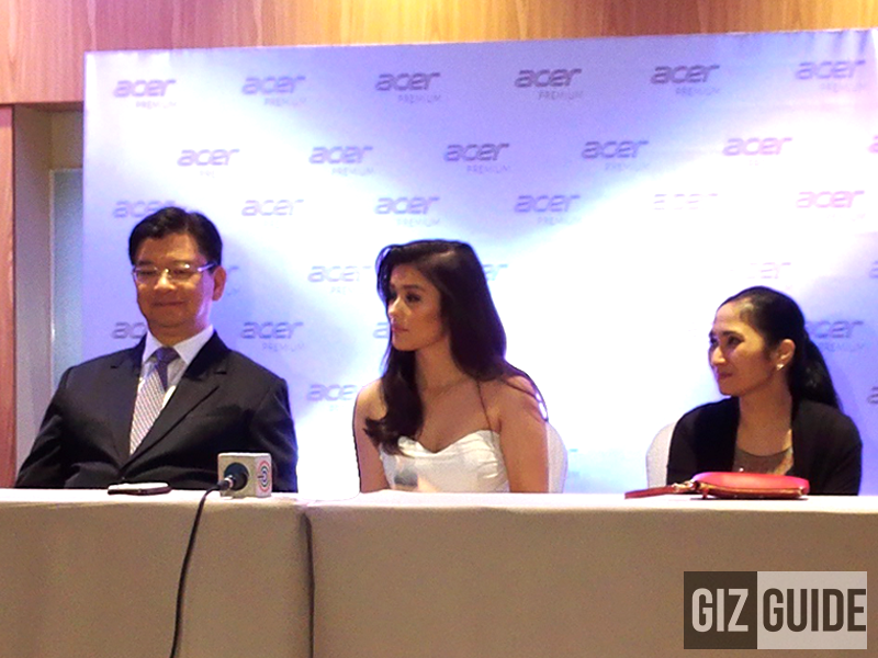 ACER LAUNCHED WINDOWS 10 DEVICES IN PH! ALSO ANNOUNCED LIZA SOBERANO AS THEIR LATEST ENDORSER!1