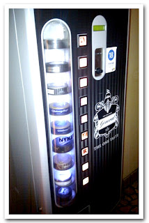snus vending machine