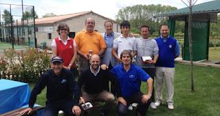 Ganadores Campeonato Galicia P&P de la FGG
