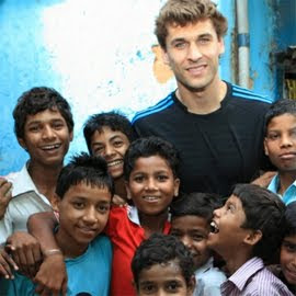 dona tu estrella Fernando Llorente y Save the Children