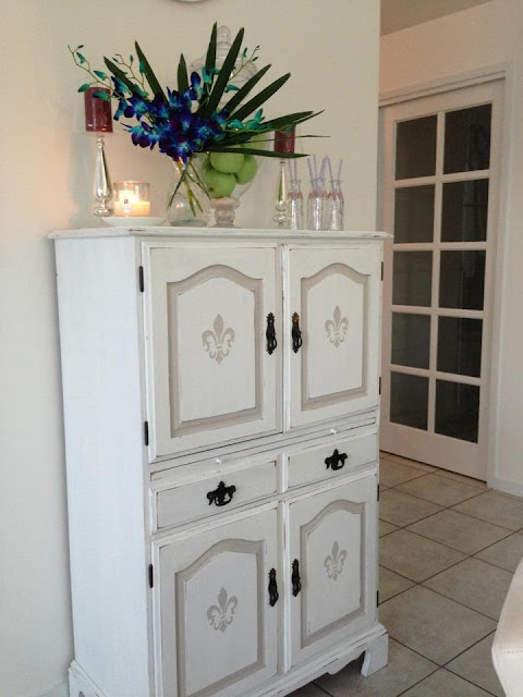 Lilyfield Life white painted cabinet furniture