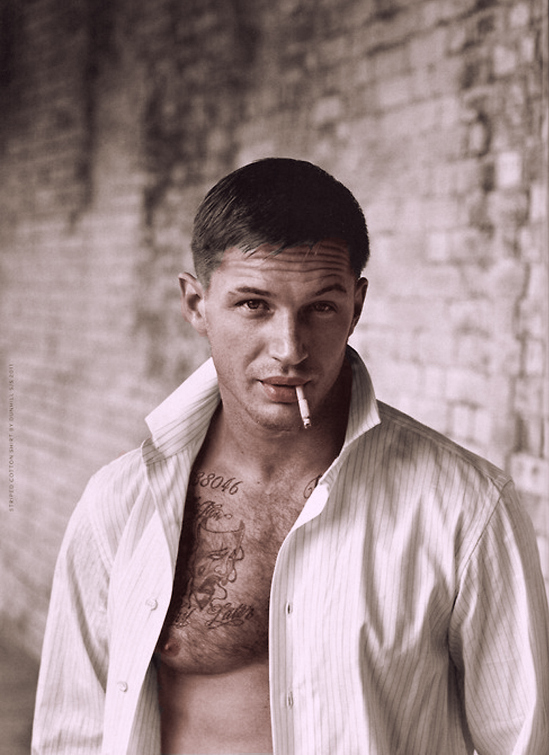 Tom Hardy Thespian