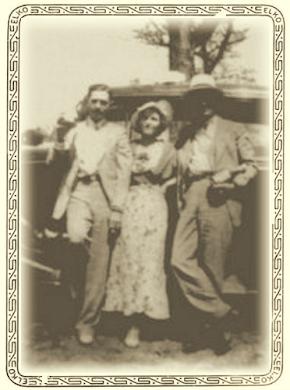 Clyde, Bonnie & Joe