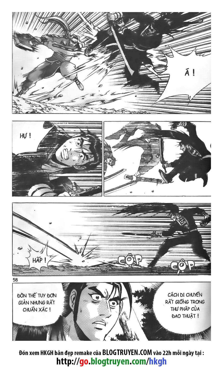 Hiệp Khách Giang Hồ chap 252 Trang 1 - Mangak.info