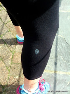 Ellie Little Black Capri pants