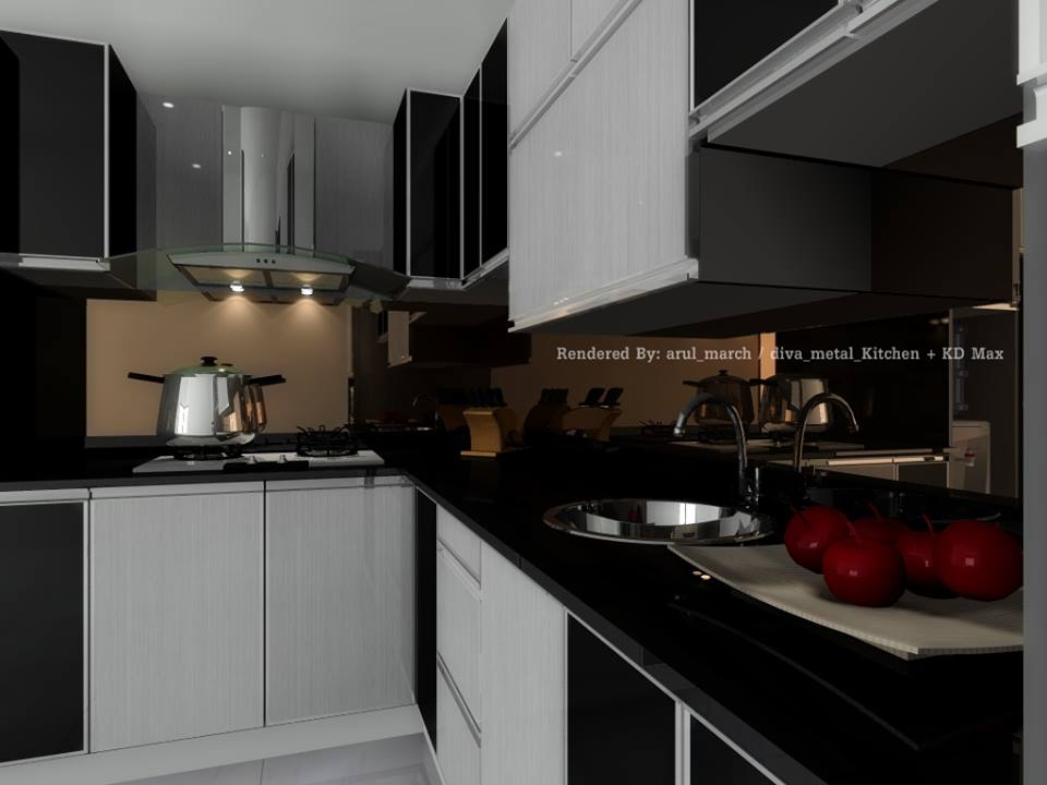 Superior KITCHEN ALUMINIUM