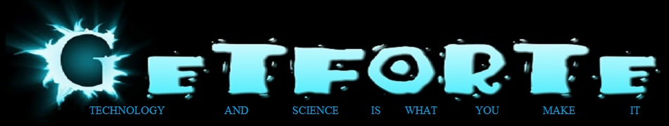 Getforte   Technology and science is what you make it.