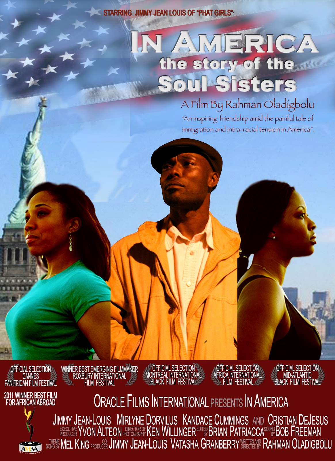 New Wallpapers: In America: The Story of the Soul Sisters