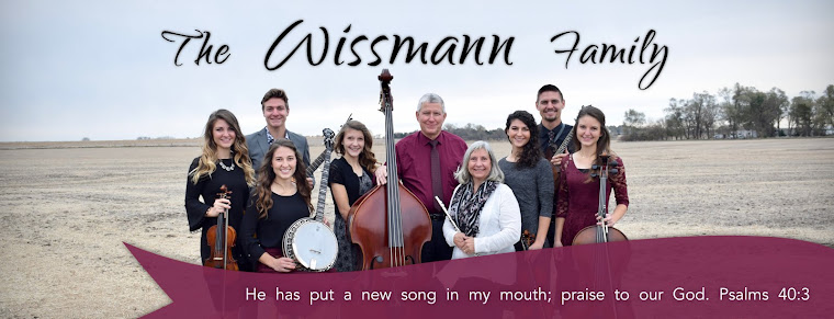 Wissmann Family | Gospel Bluegrass Music