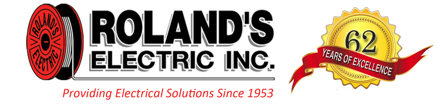 Roland's Electric Inc.