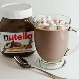 Como fazer Chocolate Quente com Nutella