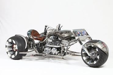 #1 Trike Motorcycles Wallpaper