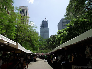 Salcedo Community Weekend Market Makati City