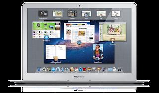 MacOSX10.7 Lionきてたー!