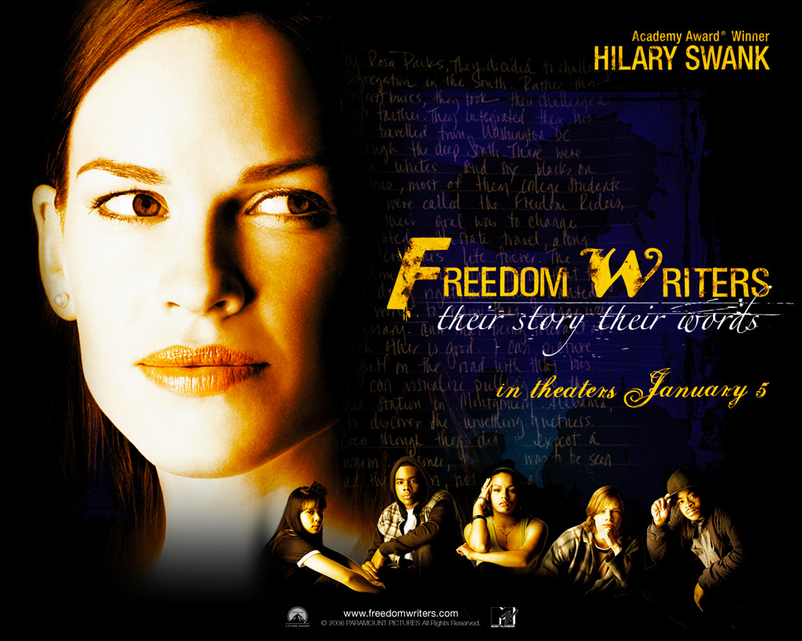 freedom writers sparknotes Film analysis, social issues, character analysis - analysis of freedom writers.