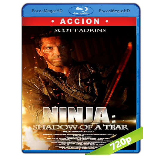 Ninja II: Shadow of a Tear (2013)BrRip 720p Inglés AAC+subs