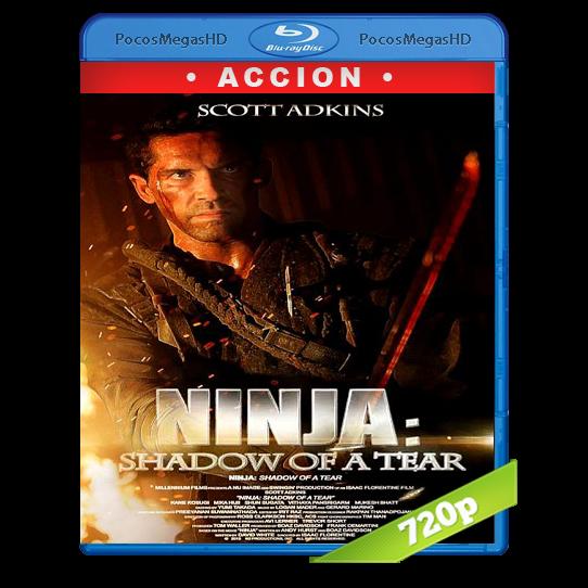 Ninja II: Shadow of a Tear (2013)BrRip 720p Inglés AAC+subs