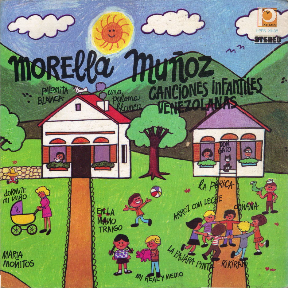 CANCIONES INFANTILES VENEZUELA