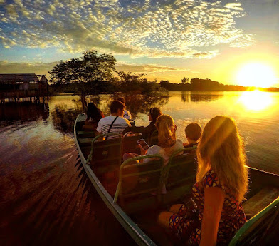 Amazônia: Hotel de Selva e Passeios