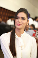 Meenakshi Dixit Spotted in White Shirt and Black Trousers