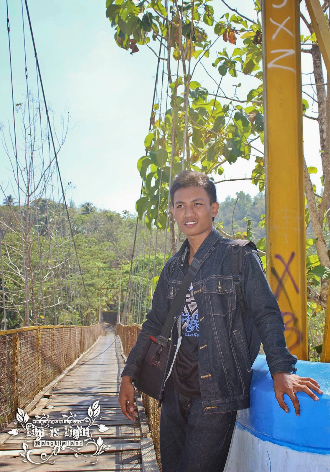 Wildan dan jembatan gambyong