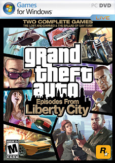 GTA: Episodes from Liberty City capa pc